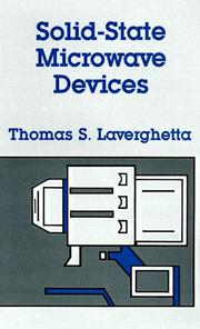 Cover of: Solid-state microwave devices