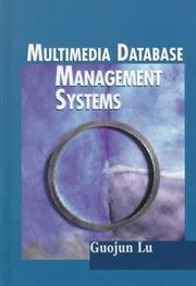 Cover of: Multimedia Database Management Systems (Computing Library)