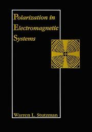 Cover of: Polarization in electromagnetic systems