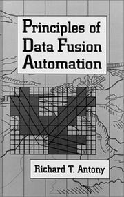 Cover of: Principles of data fusion automation