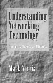 Cover of: Understanding Networking Technology