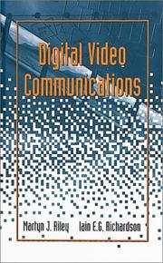 Cover of: Digital video communications