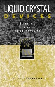Cover of: Liquid Crystal Devices | V. G. Chigrinov