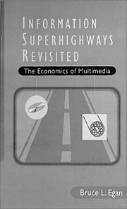 Cover of: Information superhighways revisited