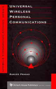 Cover of: Universal wireless personal communications
