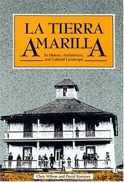 Cover of: Tierra Amarilla | Chris Wilson