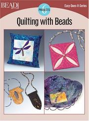 Cover of: Quilting with Beads |