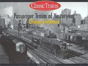 Cover of: Passenger trains of yesteryear. | Joe Welsh