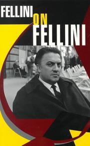 Cover of: Fellini on Fellini