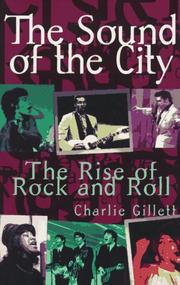 The sound of the city by Charlie Gillett