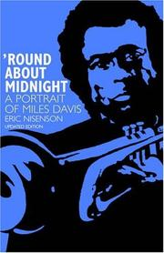Cover of: 'Round about midnight | Eric Nisenson