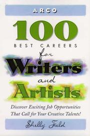 Cover of: 100 Best Careers for Writers and Artists