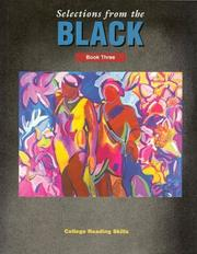 Cover of: Selections from the Black
