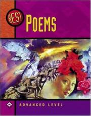Cover of: Best Poems