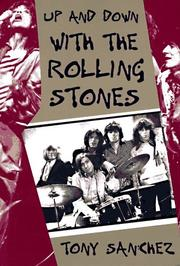 Cover of: Up and down with The Rolling Stones