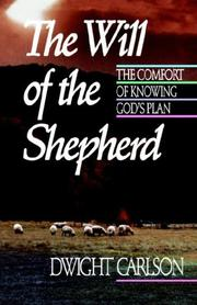 Cover of: The will of the shepherd