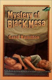 Cover of: Mystery of Black Mesa