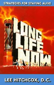 Cover of: Long life now