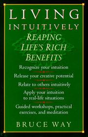 Cover of: Living Intuitively