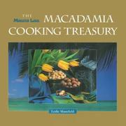 Cover of: The Mauna Loa macadamia cooking treasury