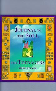 Cover of: Journal to the Soul for Teenagers (Heart & Star Books)