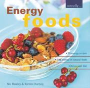 Cover of: Energy foods | Nic Rowley