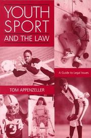 Cover of: Youth sport and the law