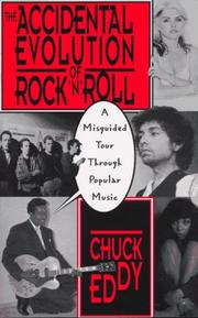 Cover of: The Accidental Evolution of Rock