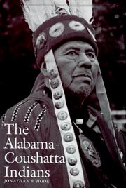 Cover of: The Alabama-Coushatta Indians