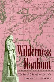 Cover of: Wilderness manhunt