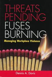 Cover of: Threats pending, fuses burning