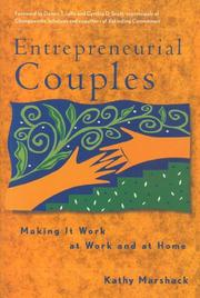 Entrepreneurial couples by Kathy Marshack