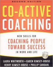 Cover of: Co-Active Coaching, 2nd Edition | Laura Whitworth