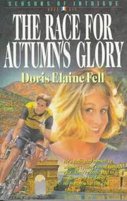 Cover of: The race for autumn's glory