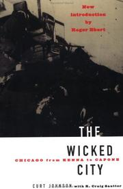 Cover of: The wicked city