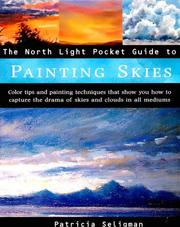 Cover of: The North Light Pocket Guide to Painting Skies (North Light Pocket Guides)