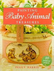 Cover of: Painting baby animal treasures