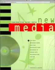 Cover of: Taking the leap into new media