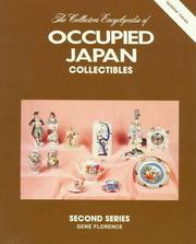 Cover of: Collector's Encyclopedia of Occupied Japan (Collector's Encyclopedia of Occupied Japan Collectibles)