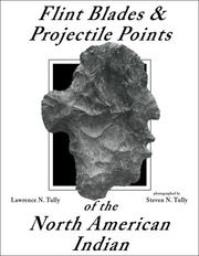 Cover of: Flint blades and projectile points of the North American Indian