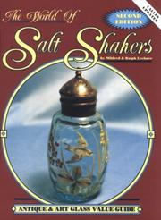 The world of salt shakers by Mildred Lechner