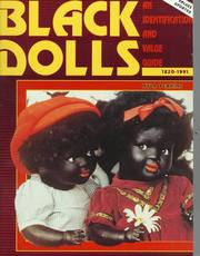 Cover of: Black Dolls 1820-1991