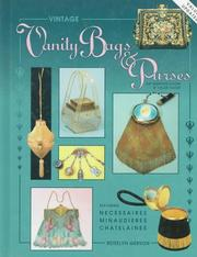 Cover of: Vintage vanity bags & purses