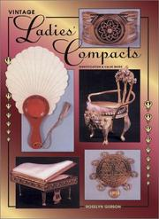 Cover of: Vintage ladies' compacts