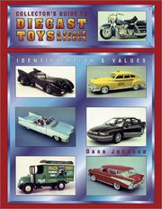 Cover of: Collector's guide to diecast toys & scale models
