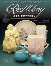 Cover of: Redwing Art Pottery