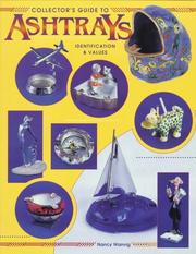 Cover of: Collector's guide to ashtrays