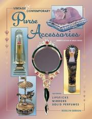 Cover of: Vintage & contemporary purse accessories