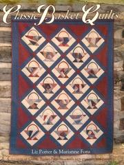 Cover of: Classic basket quilts