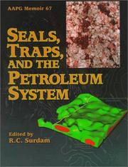 Cover of: Seals, traps, and the petroleum system |